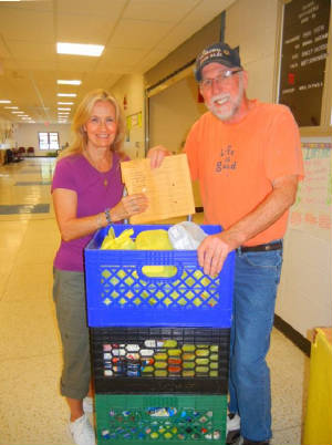 Lacey High School Jeans Day Donation