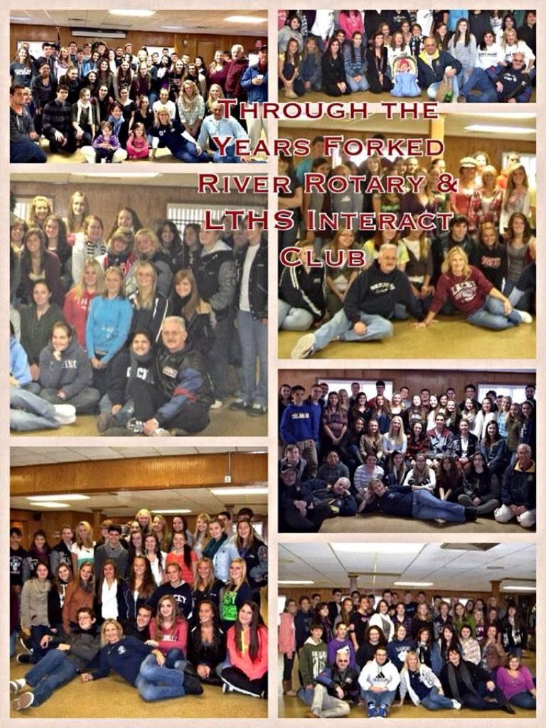 LTHS Interact Club Thanksgiving